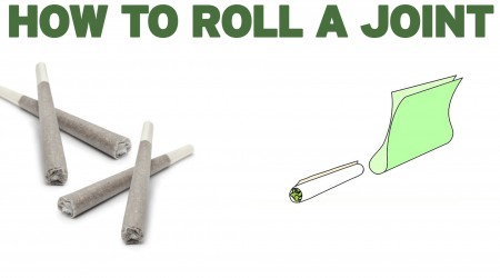 How to Roll Various Joint Styles