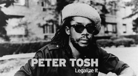 Peter Tosh- Legalize it