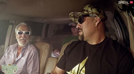 Tommy Chong & Miles Doughty – The Smokebox
