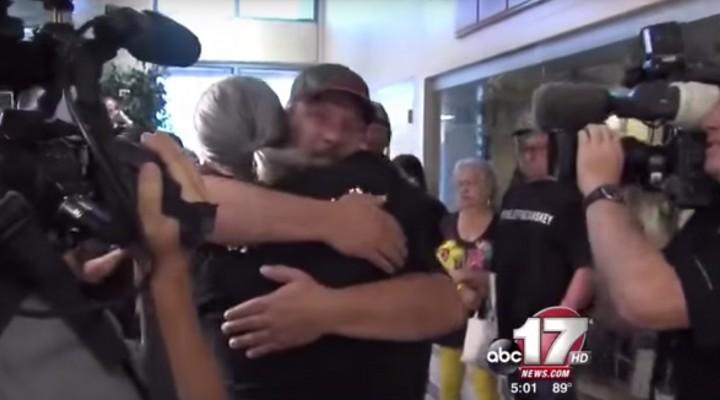 Jeff Mizanskey released from prison