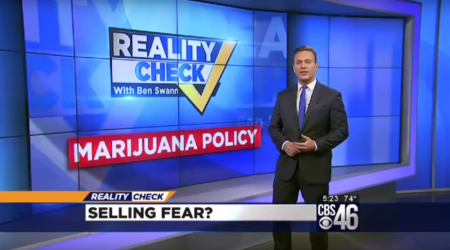 Reality Check: Marijuana Didn't Kill Carly Fiorina's Daughter
