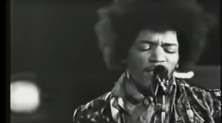 Jimi Hendrix Experience – Purple Haze Live