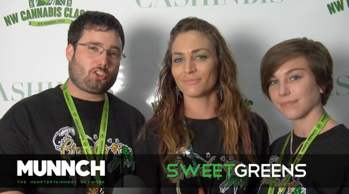 Sweet Greens NW | NW Cannabis Classic