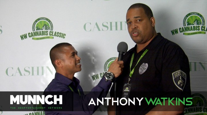 NW Cannabis Classic Anthony Watkins