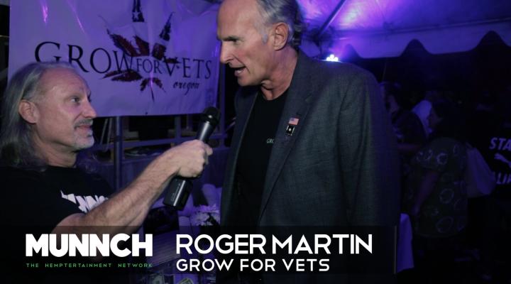 Roger Martin | Grow For Vets