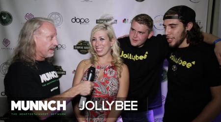 JollyBee – Dope Cup 2015 Interview