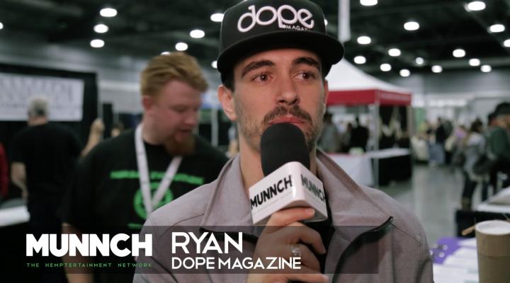 Oregon Hemp Convention – DOPE Magazine interview