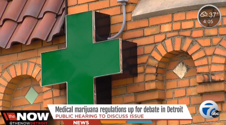 Detriot | Medical Marijuana up for debate
