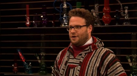 Seth Rogen and Jimmy Fallon | Jacob's Patience