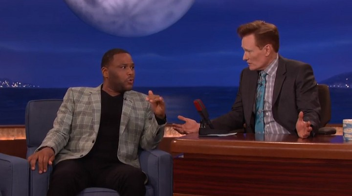CONAN | Anthony Anderson's Weed-Filled Celebrity Golf Tournament
