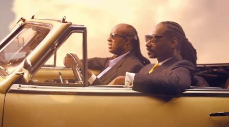 Snoop Dogg ft. Stevie Wonder, Pharrell Williams -California Roll