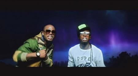 B.o.B ft. Lil Wayne – Strange Clouds