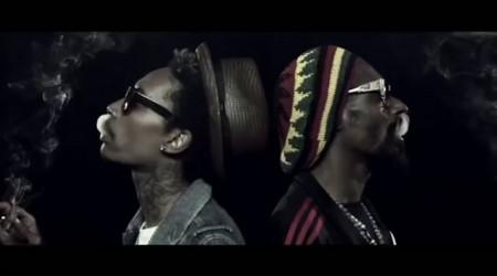 Wiz khalifa ft. Snoop Lion – French Inhale