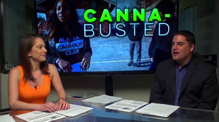 TV Anchor Turned Marijuana Activist