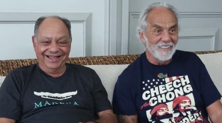 Cheech and Chong on Marijuana and Donald Trump