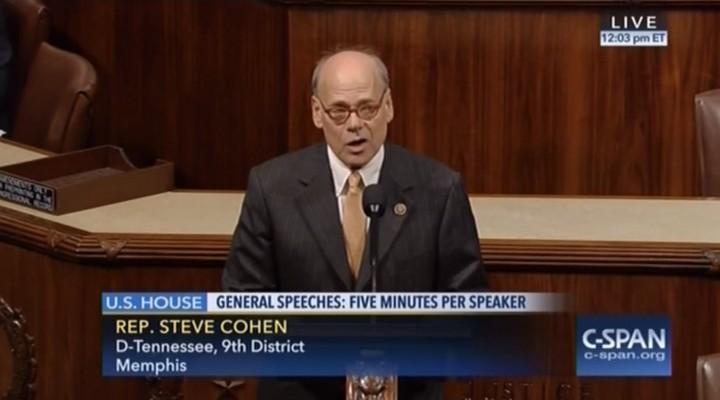 Congressman Cohen Discusses the Need to Reschedule Marijuana