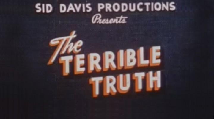 1950's Anti Marijuana Propaganda Film