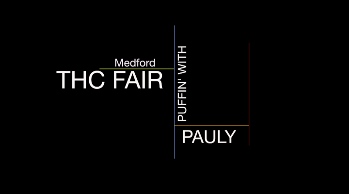 Who went to Medford THC Fair?