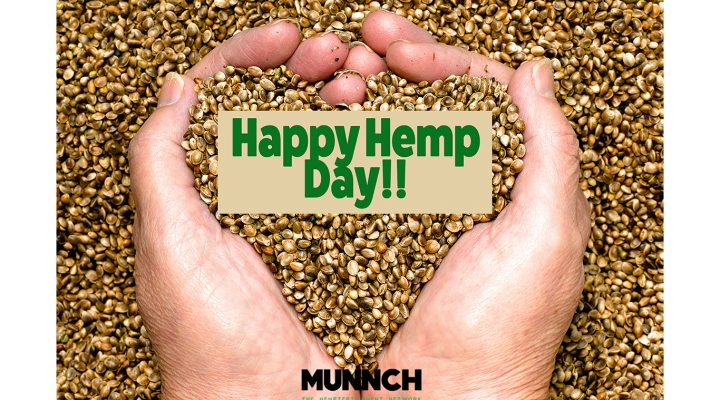 """""""Make the most of the hempseed, sow it everywhere…"""" George Washington"""