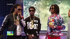 Bad and Boujee–Migos