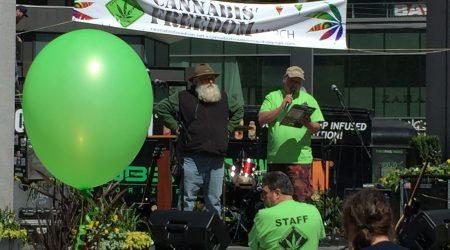 Cannabis Freedom March 2017