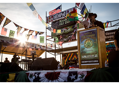 More from Seattle Hempfest 2017